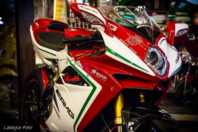 Chi tiet sieu moto MV Agusta F4 RC gia 1,35 ty tai Viet Nam hinh anh 4