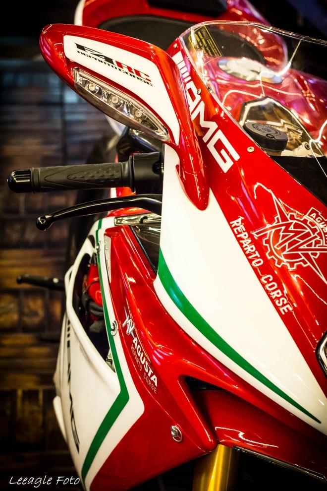 Chi tiet sieu moto MV Agusta F4 RC gia 1,35 ty tai Viet Nam hinh anh 7