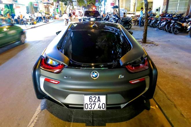 5 chiec BMW i8 mau doc tai Viet Nam hinh anh 2