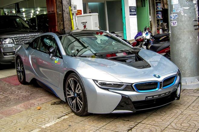 5 chiec BMW i8 mau doc tai Viet Nam hinh anh 3