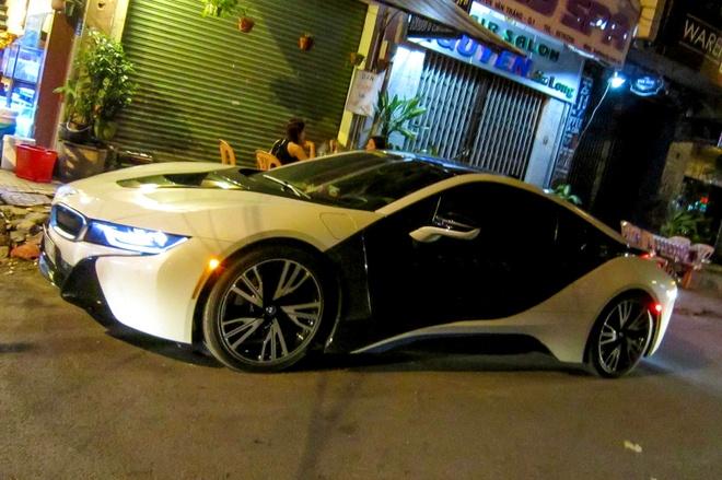 5 chiec BMW i8 mau doc tai Viet Nam hinh anh 5