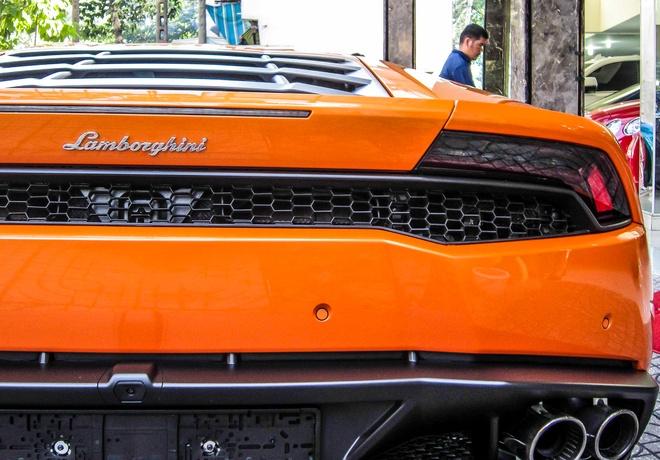Sieu xe Lamborghini Huracan thu 7 ve Viet Nam hinh anh 5
