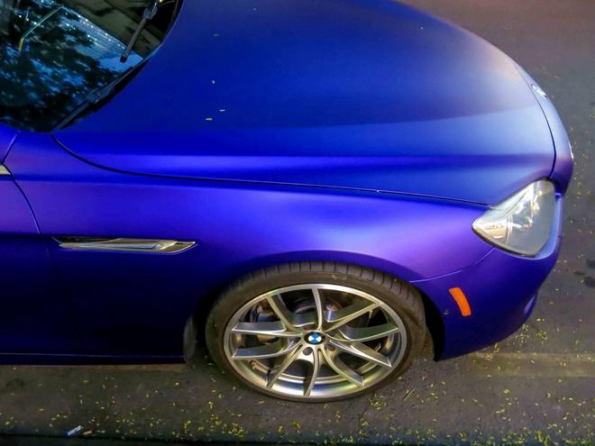 BMW 6-series cua thieu gia Phan Thanh doi mau son hinh anh 6