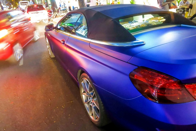 BMW 6-series cua thieu gia Phan Thanh doi mau son hinh anh 5