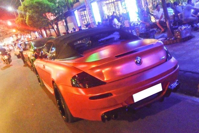BMW i8 hoi ngo dan xe doc o Sai Gon hinh anh 3