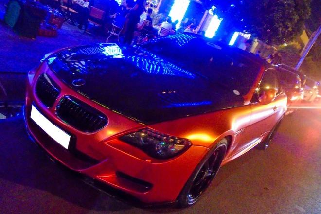 BMW i8 hoi ngo dan xe doc o Sai Gon hinh anh 4