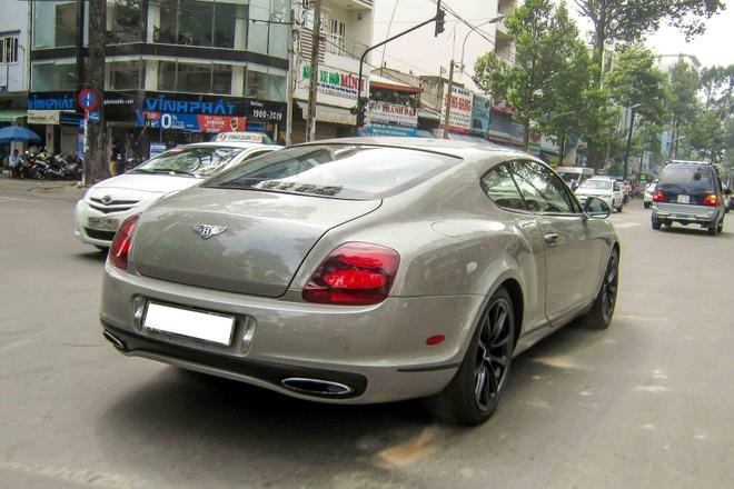 Sieu xe Bentley Supersports hang hiem xuat hien tai Sai Gon hinh anh 2