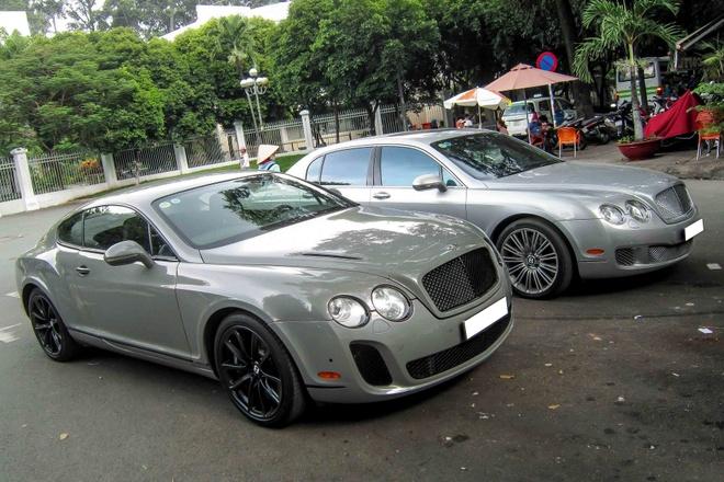 Sieu xe Bentley Supersports hang hiem xuat hien tai Sai Gon hinh anh 4