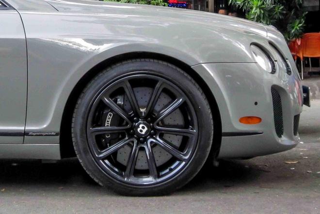 Sieu xe Bentley Supersports hang hiem xuat hien tai Sai Gon hinh anh 9
