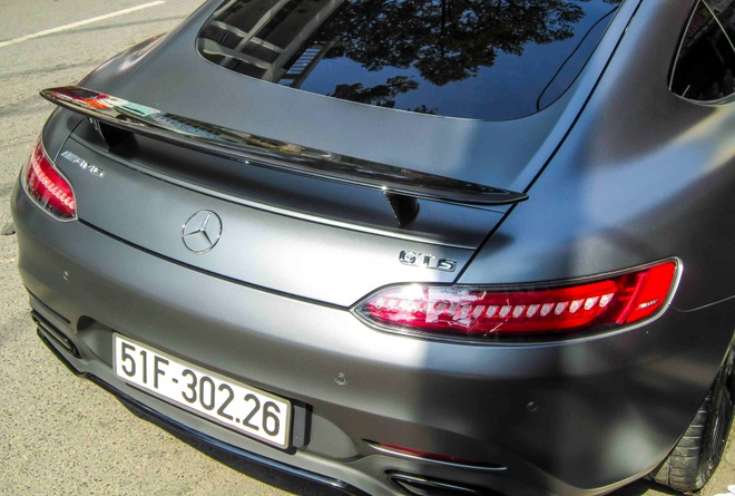 Mercedes GT S Edition 1 tai xuat o Sai Gon hinh anh 4