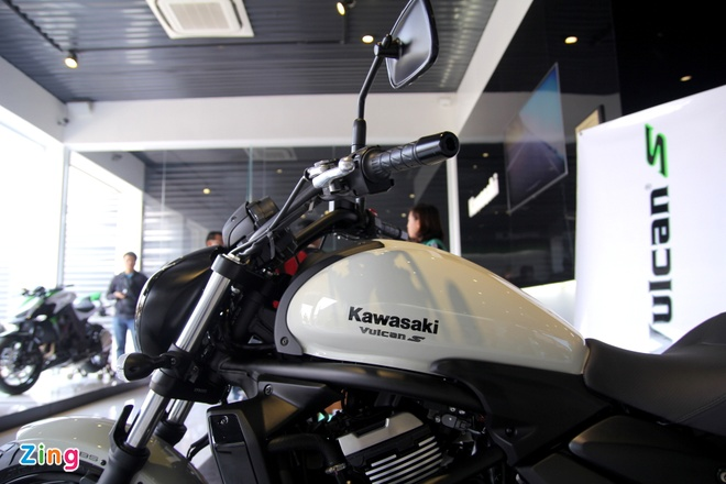 Chi tiet Kawasaki Vulcan S gia 239 trieu vua ra mat o VN hinh anh 5