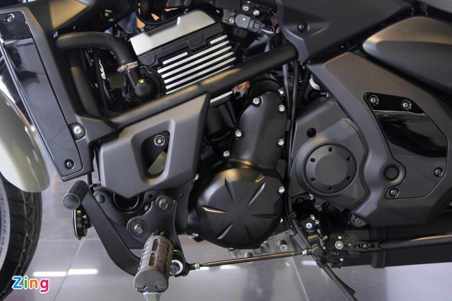 Chi tiet Kawasaki Vulcan S gia 239 trieu vua ra mat o VN hinh anh 6