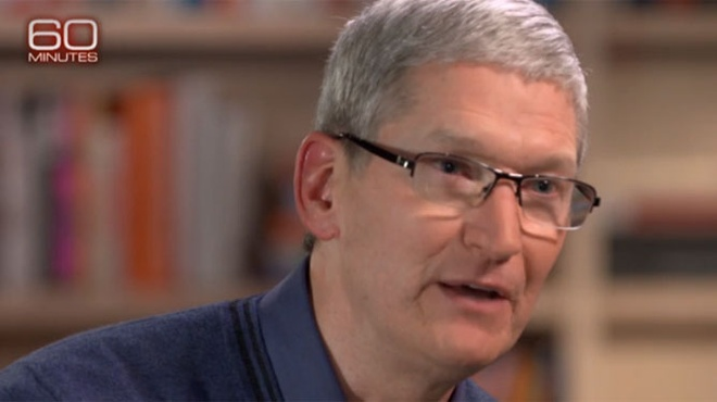 Tim Cook: Cao buoc Apple tron thue la 'chinh tri tao lao' hinh anh