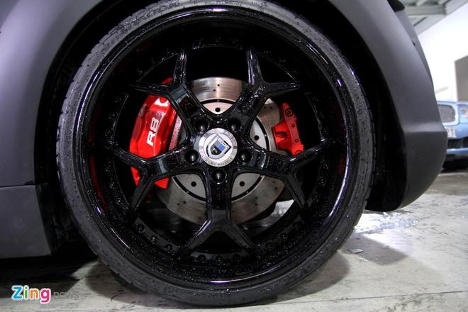 Chi tiet sieu xe Audi R8 do carbon hang doc o Sai Gon hinh anh 8