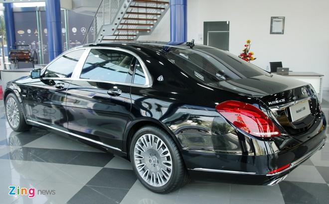 Mercedes ban duoc 3.500 xe sang o Viet Nam nam 2015 hinh anh 1