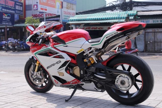 Sieu moto MV Agusta F4 RC doc nhat tai Viet Nam hinh anh
