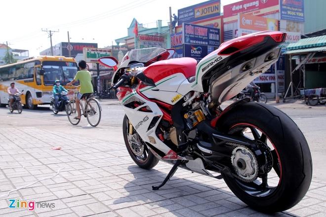 Sieu moto MV Agusta F4 RC doc nhat tai Viet Nam hinh anh 16