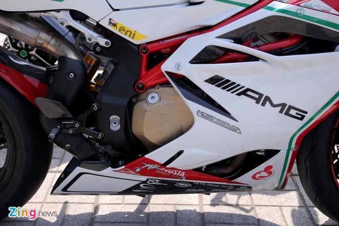 Sieu moto MV Agusta F4 RC doc nhat tai Viet Nam hinh anh 5