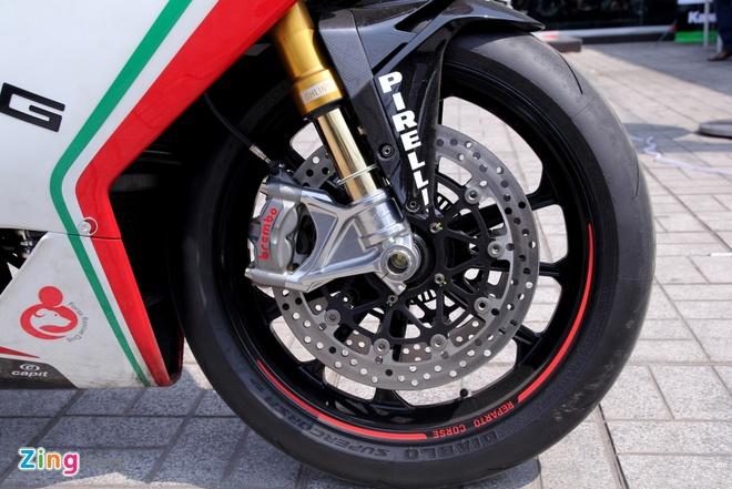 Sieu moto MV Agusta F4 RC doc nhat tai Viet Nam hinh anh 7