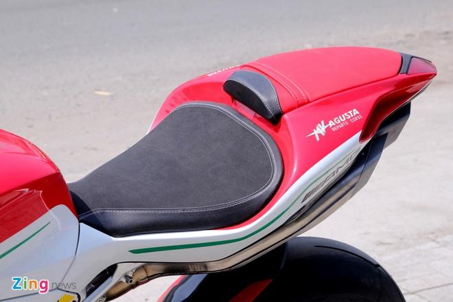 Sieu moto MV Agusta F4 RC doc nhat tai Viet Nam hinh anh 10