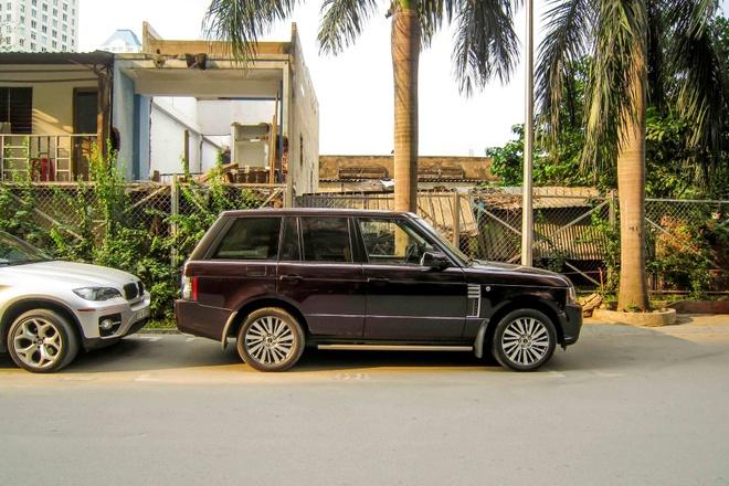 SUV hang hiem Range Rover Ultimate Edition o Sai Gon hinh anh 1
