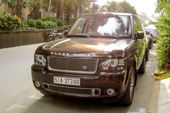 SUV hang hiem Range Rover Ultimate Edition o Sai Gon hinh anh