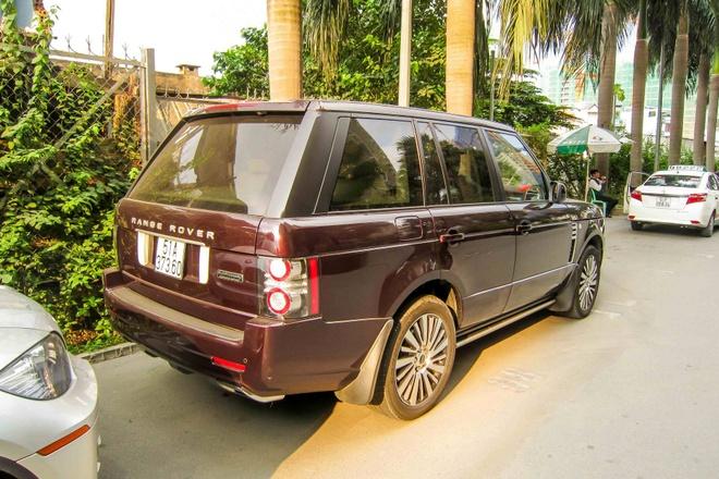 SUV hang hiem Range Rover Ultimate Edition o Sai Gon hinh anh 4