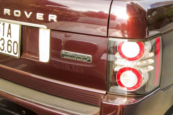 SUV hang hiem Range Rover Ultimate Edition o Sai Gon hinh anh 5