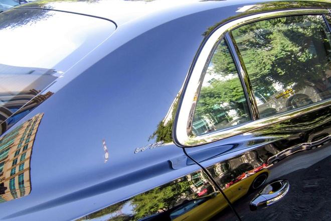 Xe sieu sang Bentley Flying Spur W12 gia 13 ty o Sai Gon hinh anh 7