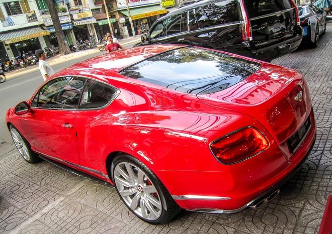 Sieu xe Bentley Continental GT V8 tiet kiem xang o TP HCM hinh anh 3