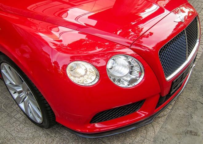Sieu xe Bentley Continental GT V8 tiet kiem xang o TP HCM hinh anh 4