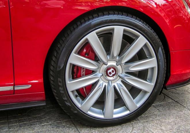 Sieu xe Bentley Continental GT V8 tiet kiem xang o TP HCM hinh anh 6