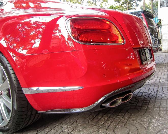Sieu xe Bentley Continental GT V8 tiet kiem xang o TP HCM hinh anh 5