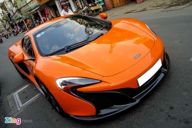 Chi tiet sieu xe McLaren 650S Spider doc nhat Viet Nam hinh anh 5