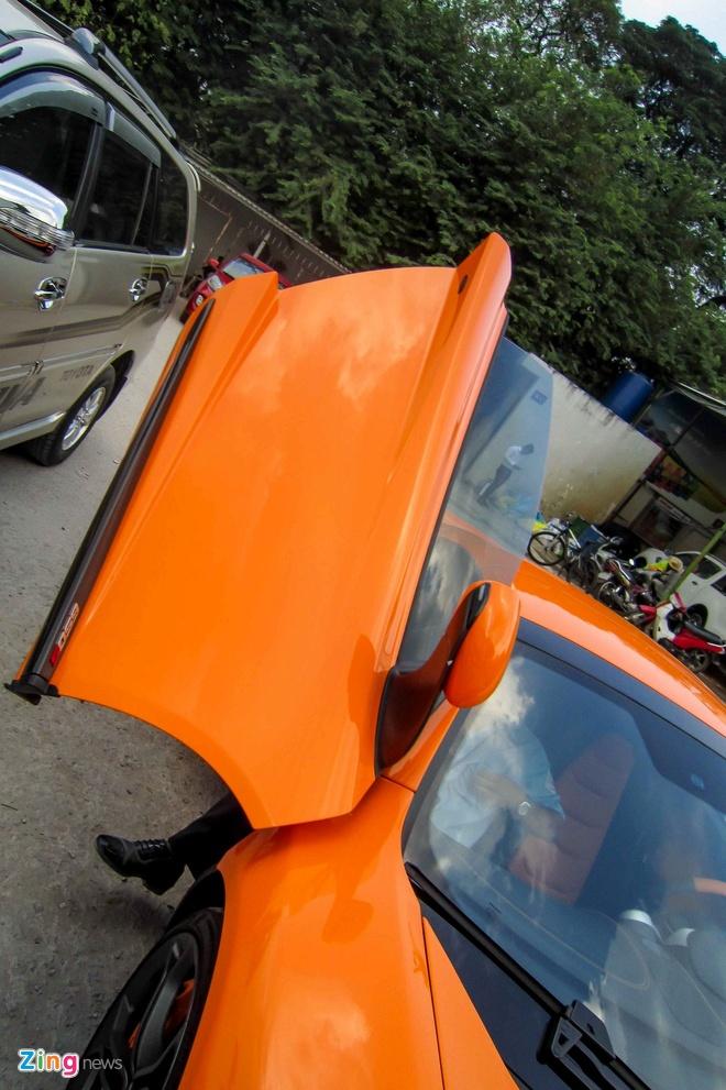 Chi tiet sieu xe McLaren 650S Spider doc nhat Viet Nam hinh anh 6