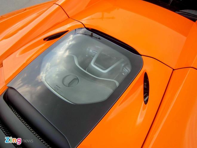 Chi tiet sieu xe McLaren 650S Spider doc nhat Viet Nam hinh anh 4