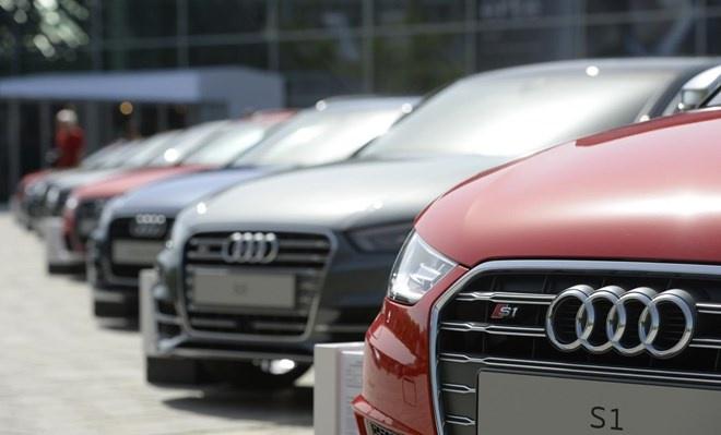 Audi quyet dinh cat giam manh chi tieu nam 2016 hinh anh