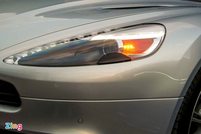 Chi tiet Aston Martin Vanquish hang doc tai Sai Gon hinh anh 7