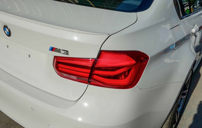 BMW M3 the he moi ve Viet Nam hinh anh 7