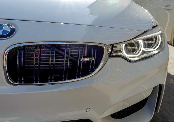 BMW M3 the he moi ve Viet Nam hinh anh 4