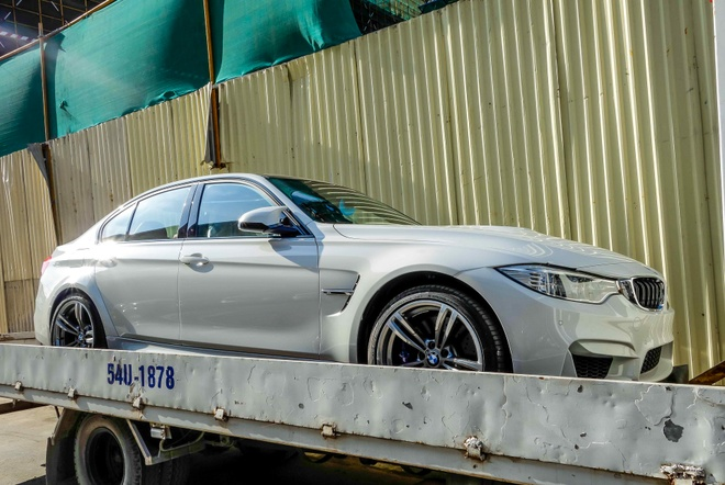 BMW M3 the he moi ve Viet Nam hinh anh 10