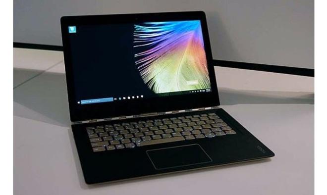 Một chiếc máy vi tính của Lenovo - Ảnh: LaptopMag