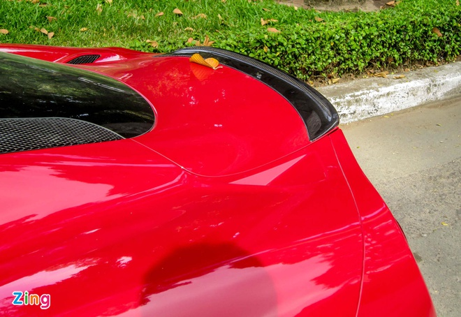 Chi tiet xe la Alfa Romeo 4C tai Sai Gon hinh anh 10