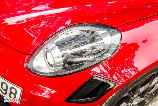 Chi tiet xe la Alfa Romeo 4C tai Sai Gon hinh anh 12