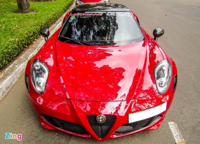 Chi tiet xe la Alfa Romeo 4C tai Sai Gon hinh anh 4