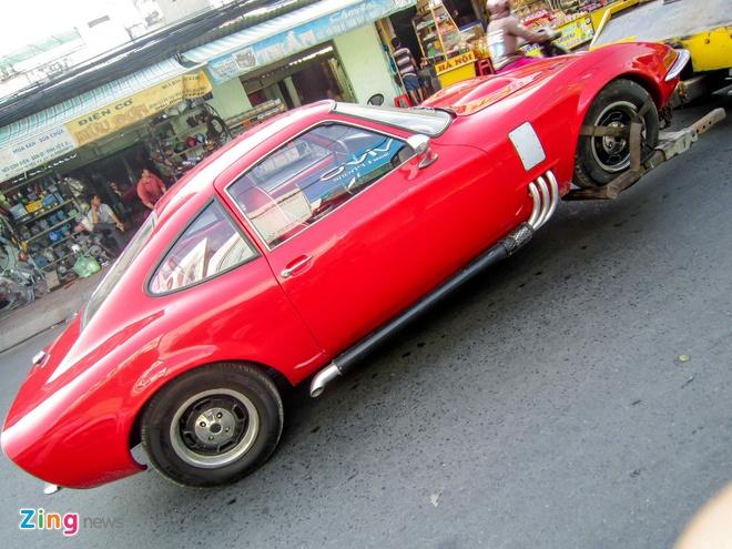 Xe co Opel GT hang hiem xuat hien o Sai Gon hinh anh 2