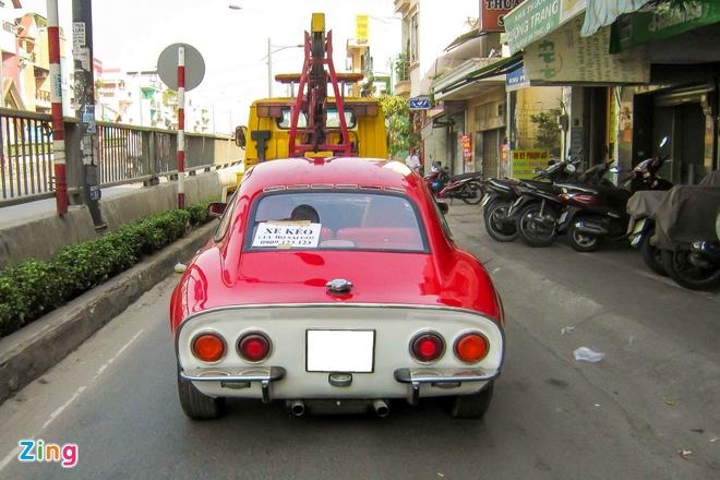 Xe co Opel GT hang hiem xuat hien o Sai Gon hinh anh 4