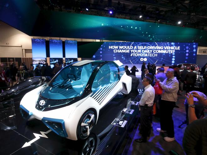 Nhung concept xe hoi hot nhat tai CES 2016 hinh anh 10