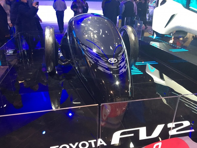 Nhung concept xe hoi hot nhat tai CES 2016 hinh anh 11