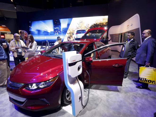Nhung concept xe hoi hot nhat tai CES 2016 hinh anh 12